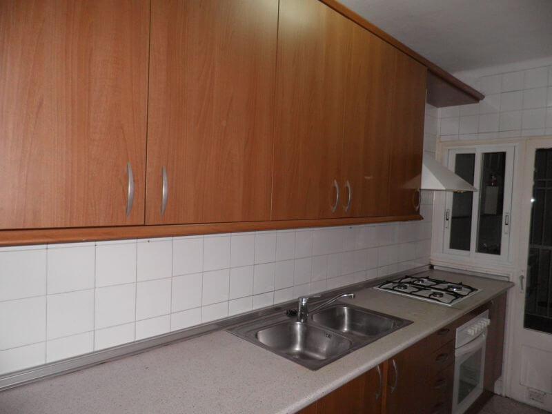 Vista de Cocina de piso en alquiler en Premià de Mar