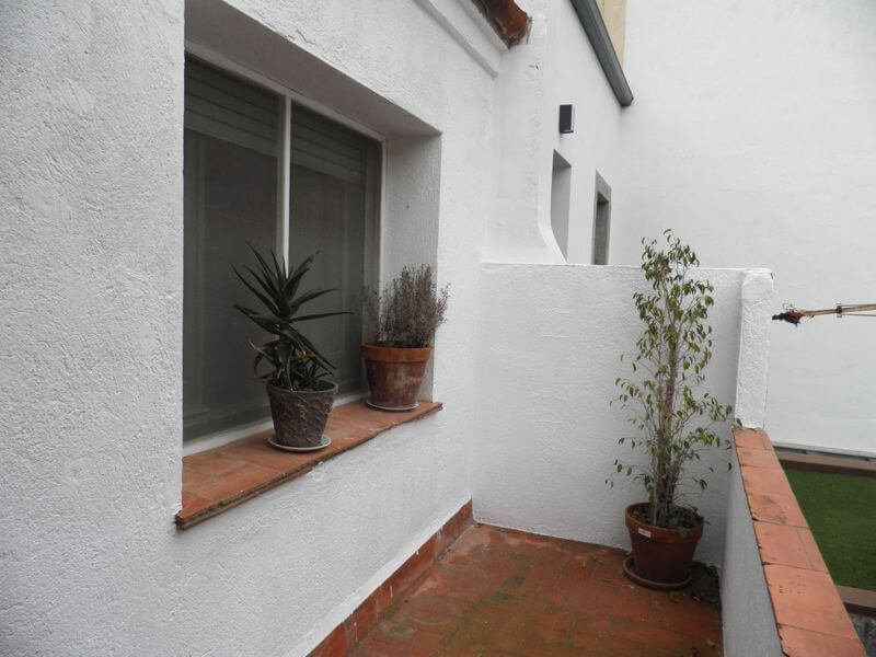 Exterior de Piso Alquiler Casco Antiguo Vilassar