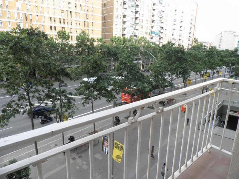 Balcón de Piso en venta en La Sagrera Barcelona